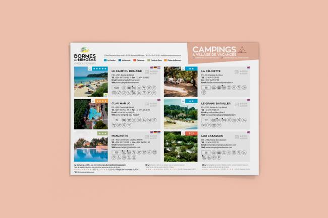 Guide des campings 2018