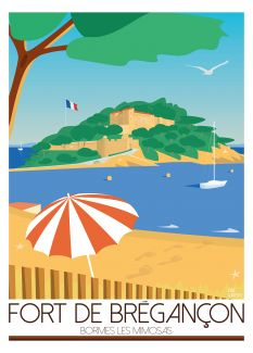 affiche-fort-Eric-Garence